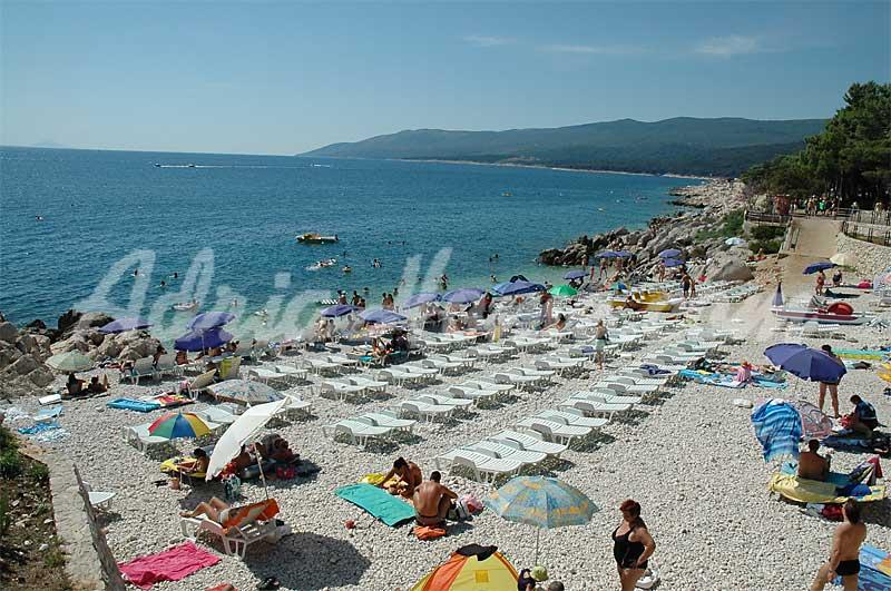 Foto spiagge rabac croazia 69