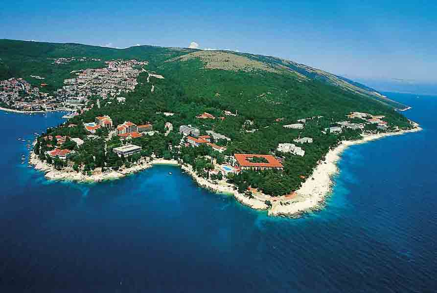 Foto spiagge rabac croazia 99
